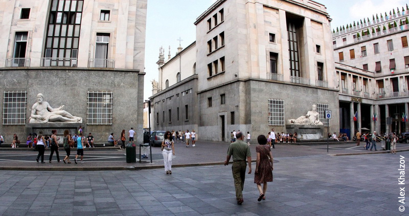 центр Турина