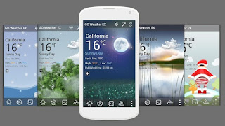 Aplikasi Prakiraan Cuaca Android Terbaik, Akurat dan Ringan