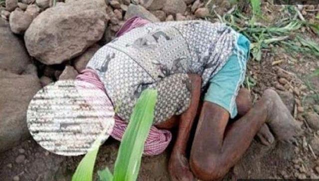 Kakek Renta Meninggal Meringkuk Di Atas Batu Karena Kelaparan, Pejabat Ini Naik Pitam