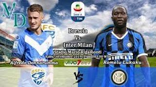 Brescia vs Inter Milan