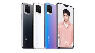 दो सेल्फी कैमरों के साथ लॉन्च हुआ Vivo S7 स्मार्टफोन, जानें इसके फीचर्स