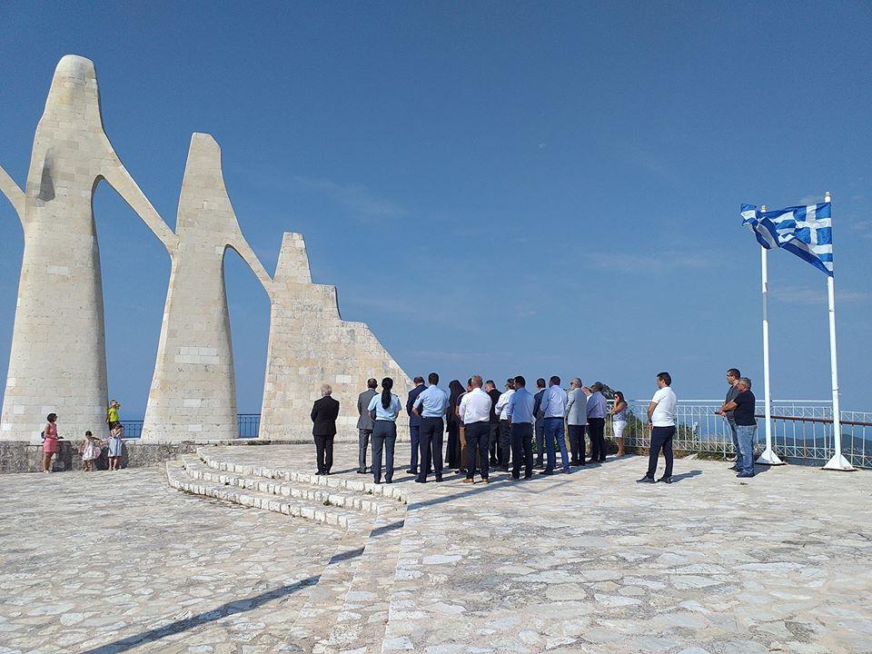 Εκδηλώσεις μνήμης τιμής στις γυναίκες του Σουλίου στον Ιερό Βράχο του Ζαλόγγου