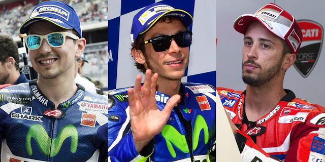 Lorenzo Mendapatkan Motor Yang Lebih Baik Daripada Rossi Saat di Ducati