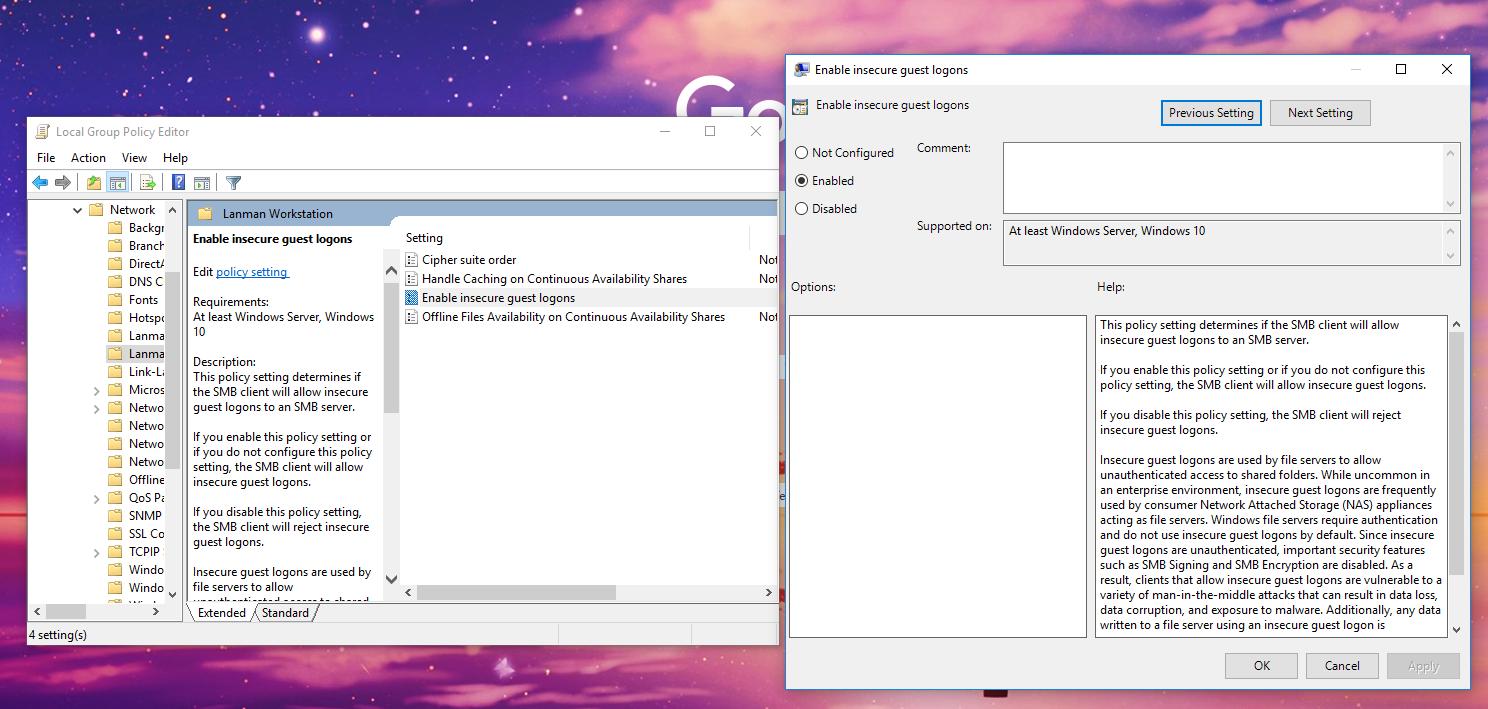 Fix, Windows 10 Tidak bisa share Folder dan Printer - Info Tutorial