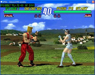 Tekken 3 ISO For PSX PC