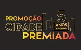 Promoção Shopping Cidade de São Paulo 2020 Aniversário 5 Anos - Cidade Premiada