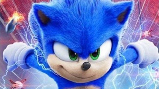 Sonic: O Filme/Paramount Pictures/Reprodução