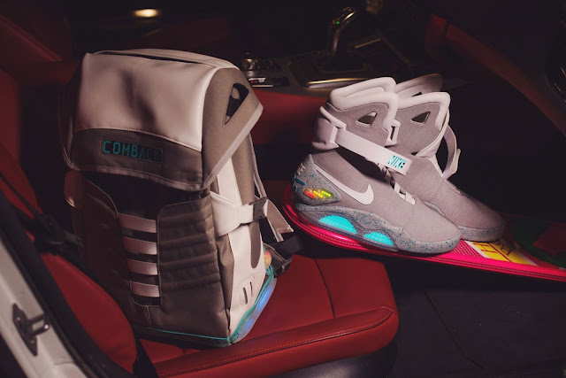 COMBACK to the Future Backpack | Das ultimative NIKE MAG Accessoire