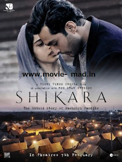 Shikara (2020) WEB-DL 720p Full Hindi Movie Download in HD