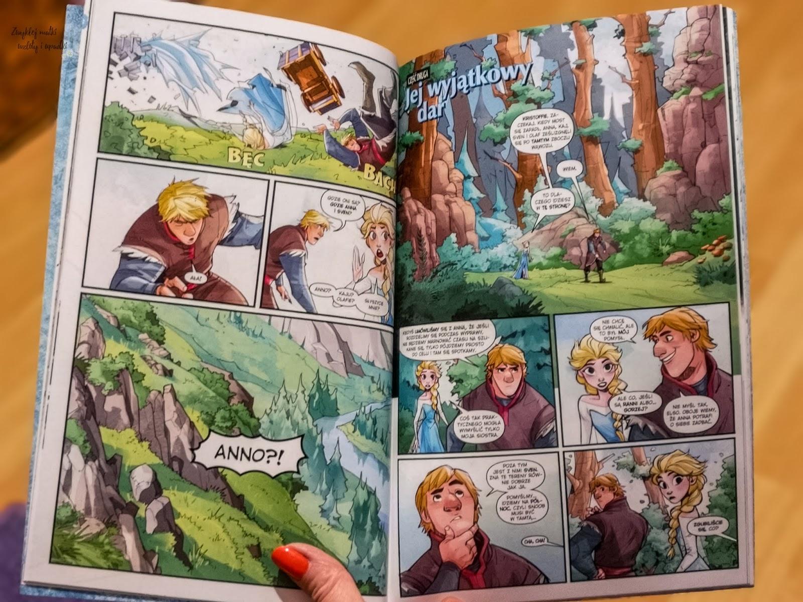 Komiksy - na święta jak znalazł