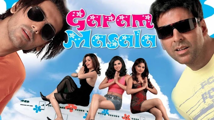 Garam Masala (2005) Full Move Online Play & Download (Orignal Print)
