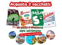 Logo Sperlari ''Vinci l'Italia dove vuoi'': vinci 8 weekend nelle più belle mete italiane