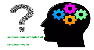 science quiz questions and answers 2020