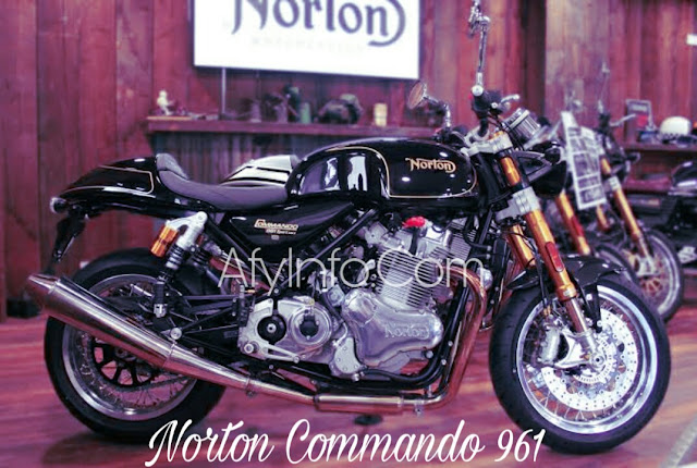 Gambar Norton Commando 961
