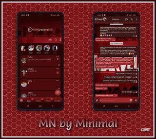 Marvel Theme For YOWhatsApp & Fouad WhatsApp By CMF