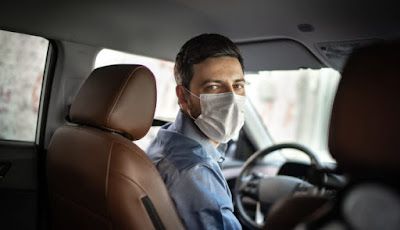 Uber is developing technologies to ensure that drivers wear masks