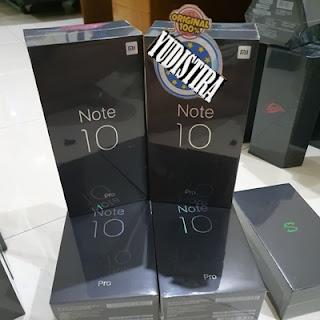 Jual HP Xiaomi Mi Note 10 Pro BM Murah