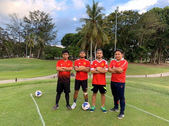 Sabah's First FootGolf Course