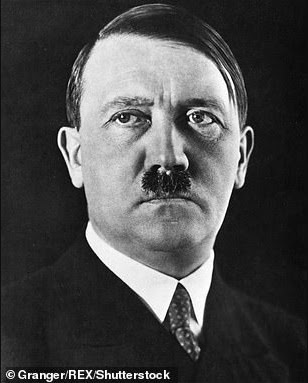 Hitler's 'suicide note' in which he refused to flee Berlin is revealed