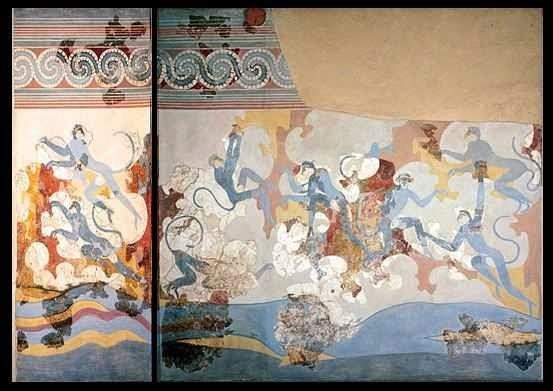 Ο Μινωικός πολιτισμός ήταν μπροστά από την εποχή του