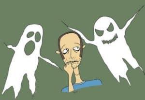 Almas que levitan: paranormal