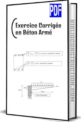 Exercice corrigée en béton armé pdf