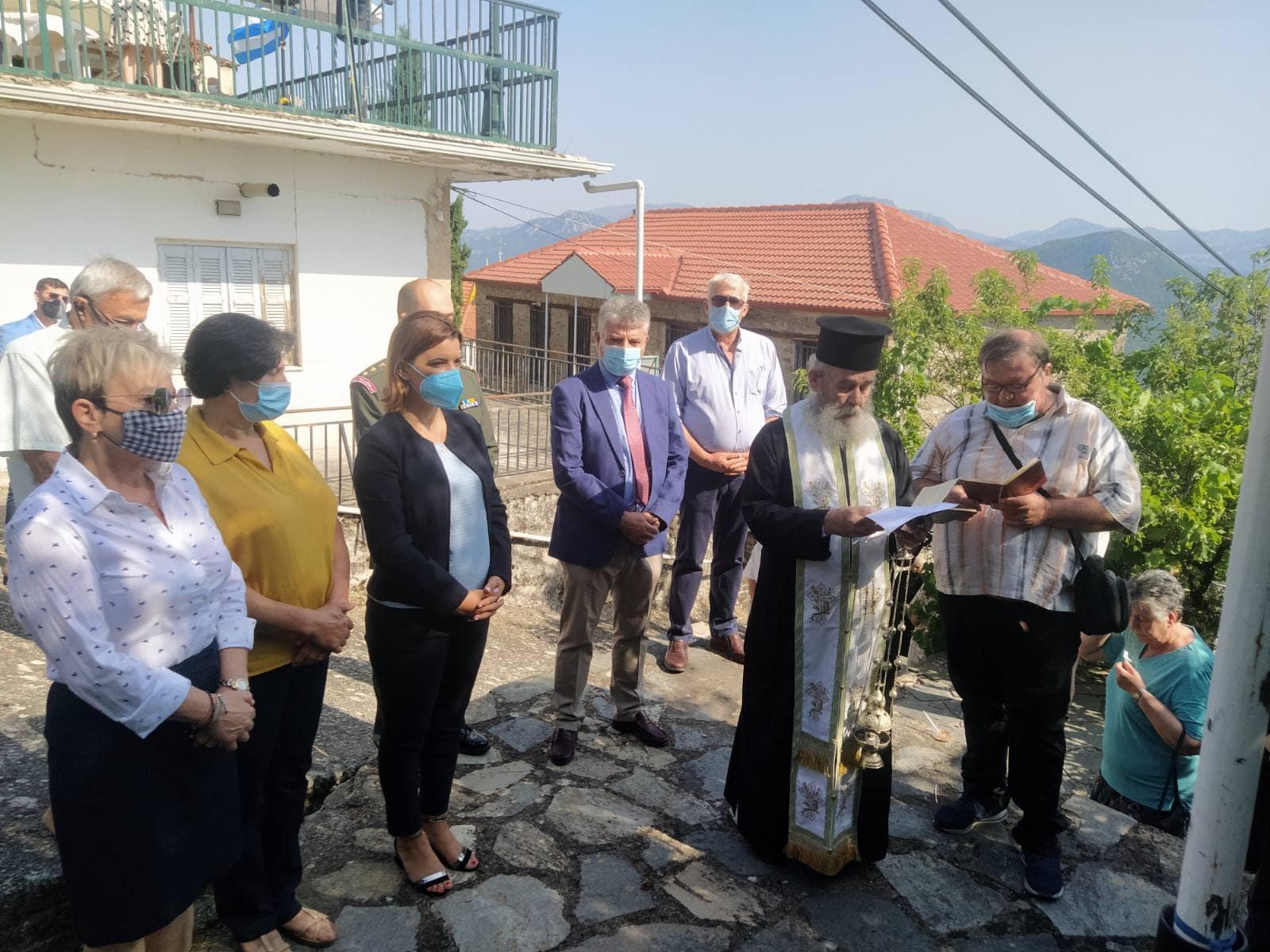 Κόνιτσα: Εκδηλώσεις μνήμης για τους εκτελεσθέντες κατοίκους του Αηδονοχωρίου
