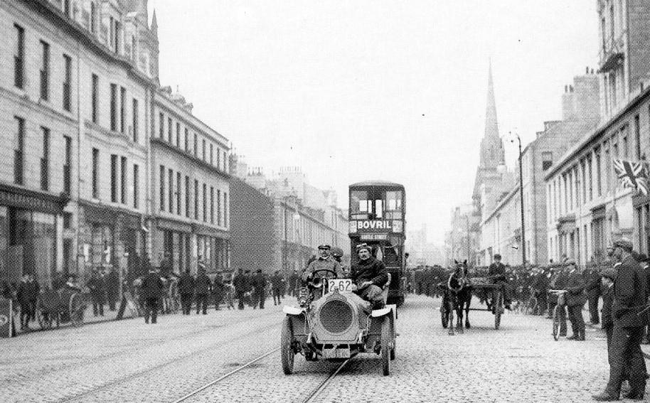 Vintage Scotland 101