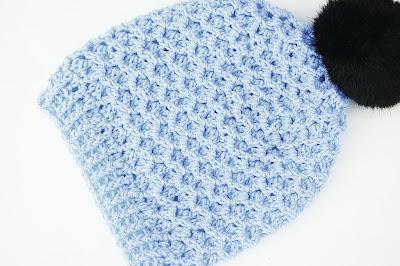 6 - Crochet Imagen Gorro lindo a crochet y ganchillo muy fácil y sencillo por Majovel Crochet