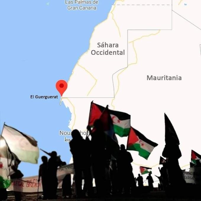 La policía de Marruecos ha respondido con una violencia continuada a las manifestaciones en el Sáhara Occidental.