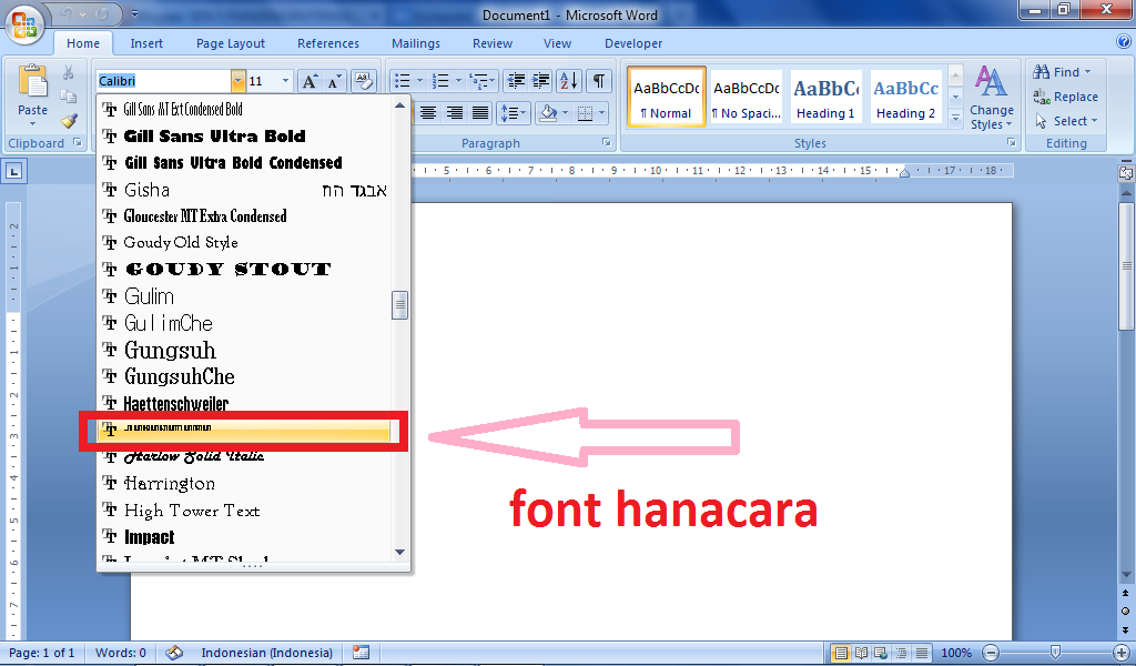 Menulis Aksara Jawa di Komputer | deuniv