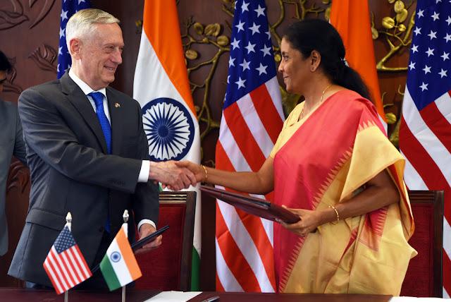 Defence minister of india 2019 -Nirmala Sitharaman