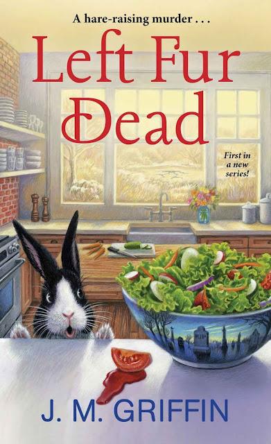Left Fur Dead (A Jules & Bun Mystery Book 1) by J. M. Griffin