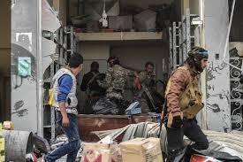 Τρόμος από την τουρκική κατοχή στη Βόρεια Συρία