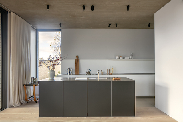 A Holiday Home in Belgium Brought to life with Dinesen