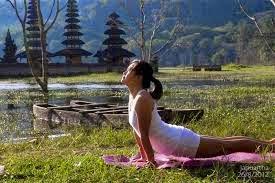 danau tamblingan yoga