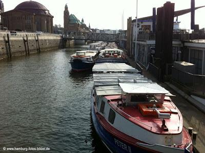 Hafenrundfahrt Barkassen