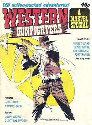 Western Gunfighters Summer Special 1980