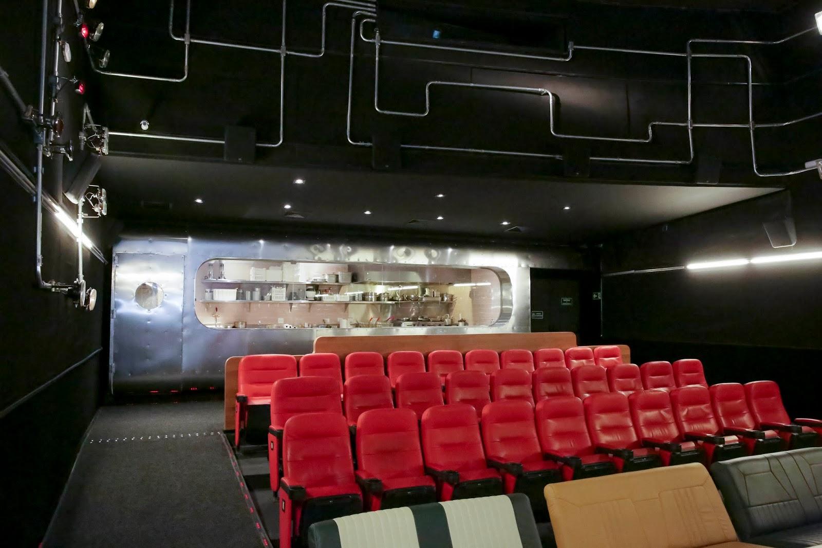 Salas De Cinema De S O Paulo Caixa Belas Artes Sala Drive In S O  -> Imagem De Sala De Cinema