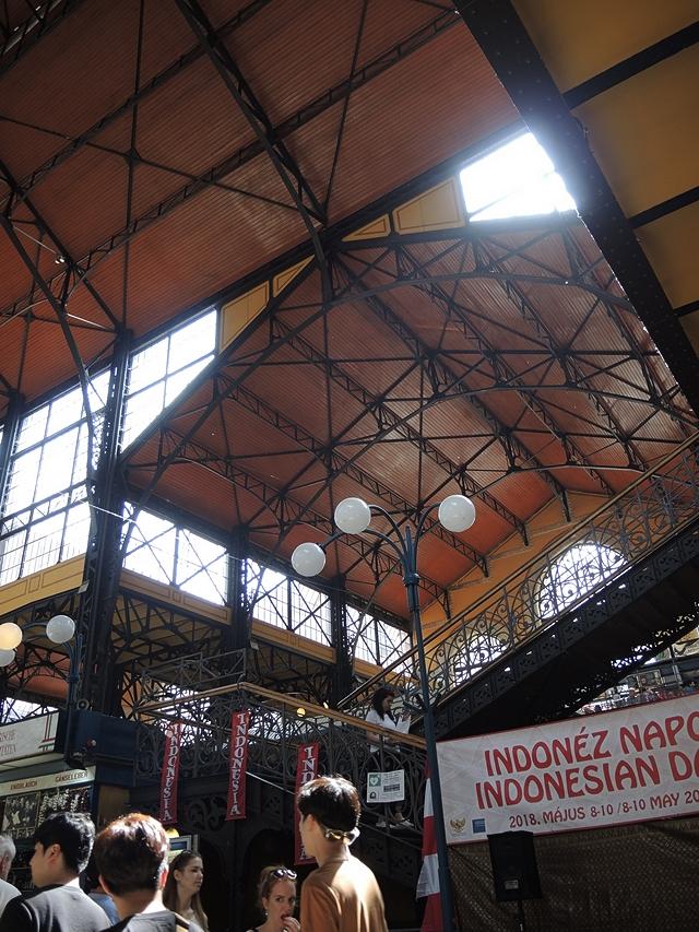 Boedapest: de markthal