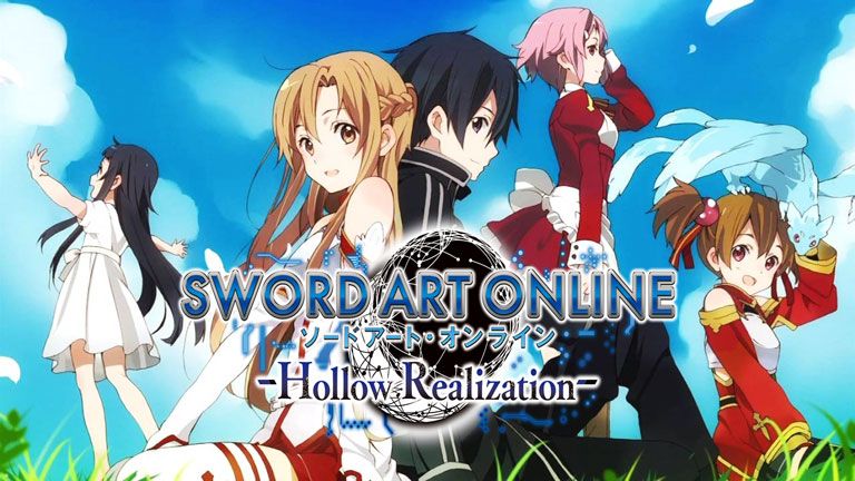 Sword Art Online Hollow Realization Save Game | Manga Council