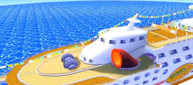 KoopaTV KoopaTV.org cruise ship Daisy Cruiser Mario Kart Double Dash