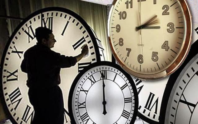 Schimbarea orei se apropie. Când intră în vigoare ora de ...  |Schimbarea Orei
