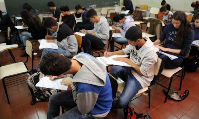 Estudantes infectados por Covid-19 terão nova chance de fazer Enem