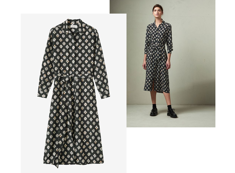 five alternatives to the HM floral frill dress sold out zara anthropologie boden toast and other stories