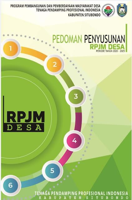 Pedoman penyusunan RPJM Desa Kabupaten Situbondo, Periode tahun 2020-2025
