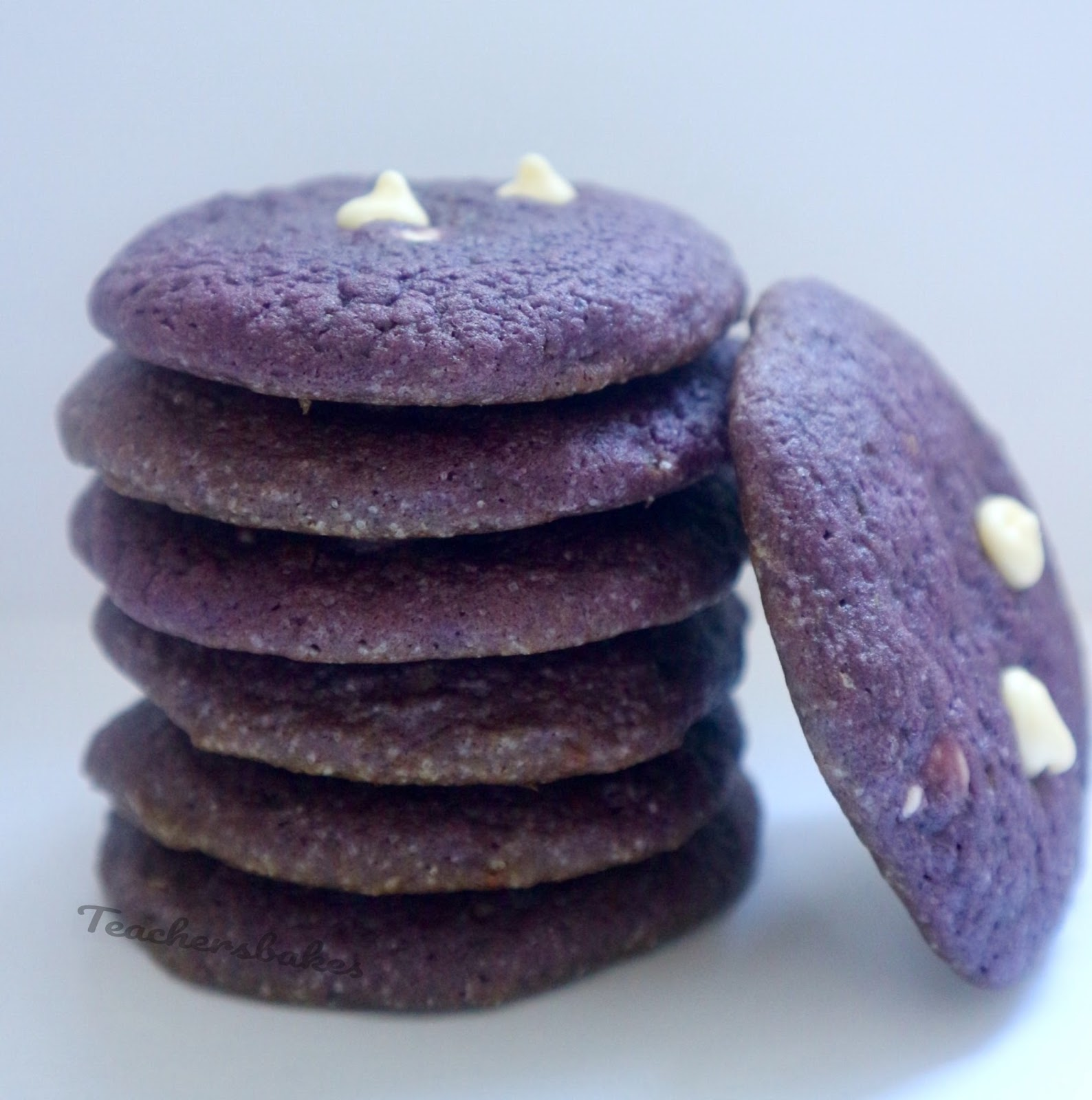 Easy Ube Cookie Recipe Chekwiki Co