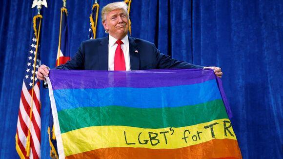 LGBTs for Trump