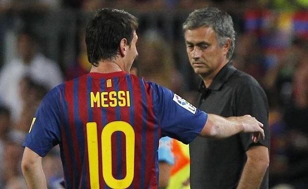 Jose Mourinho explique ce qui fait le succès de Lionel Messi au FC Barcelone