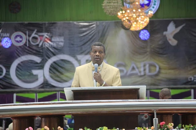 Pastor Adeboye Ordains 12,811 Deacons And Deaconesses, 4,060 Assistant Pastors (photos)